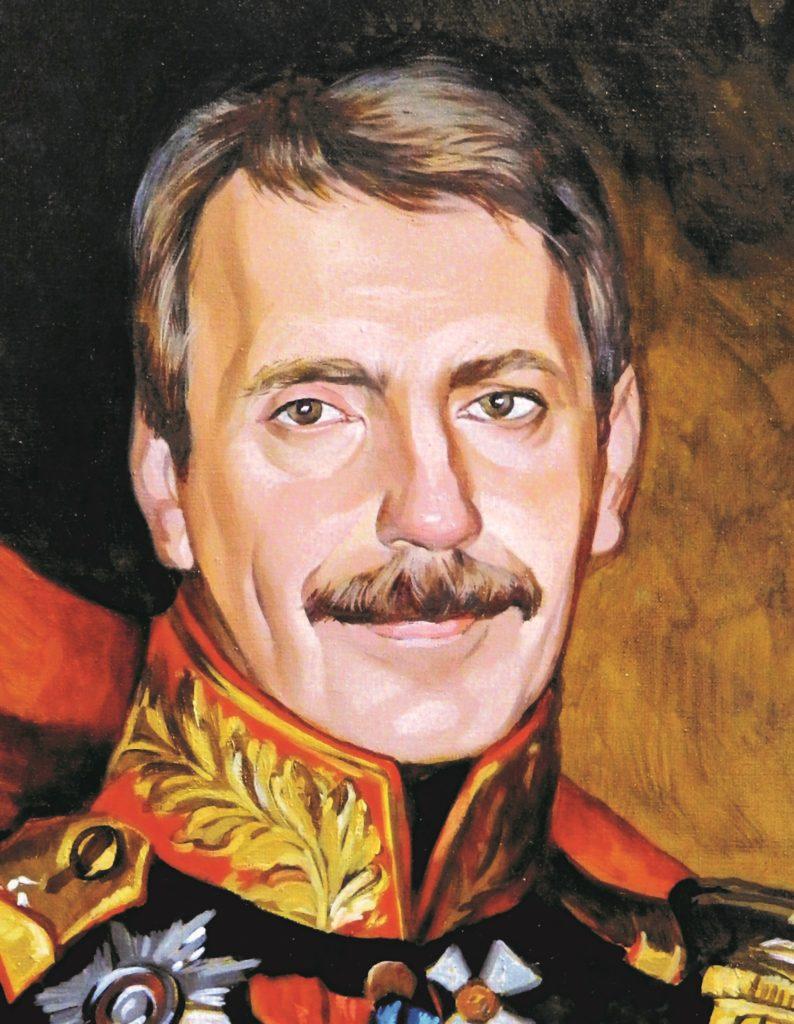портрет маслом по фото Нижний Тагил