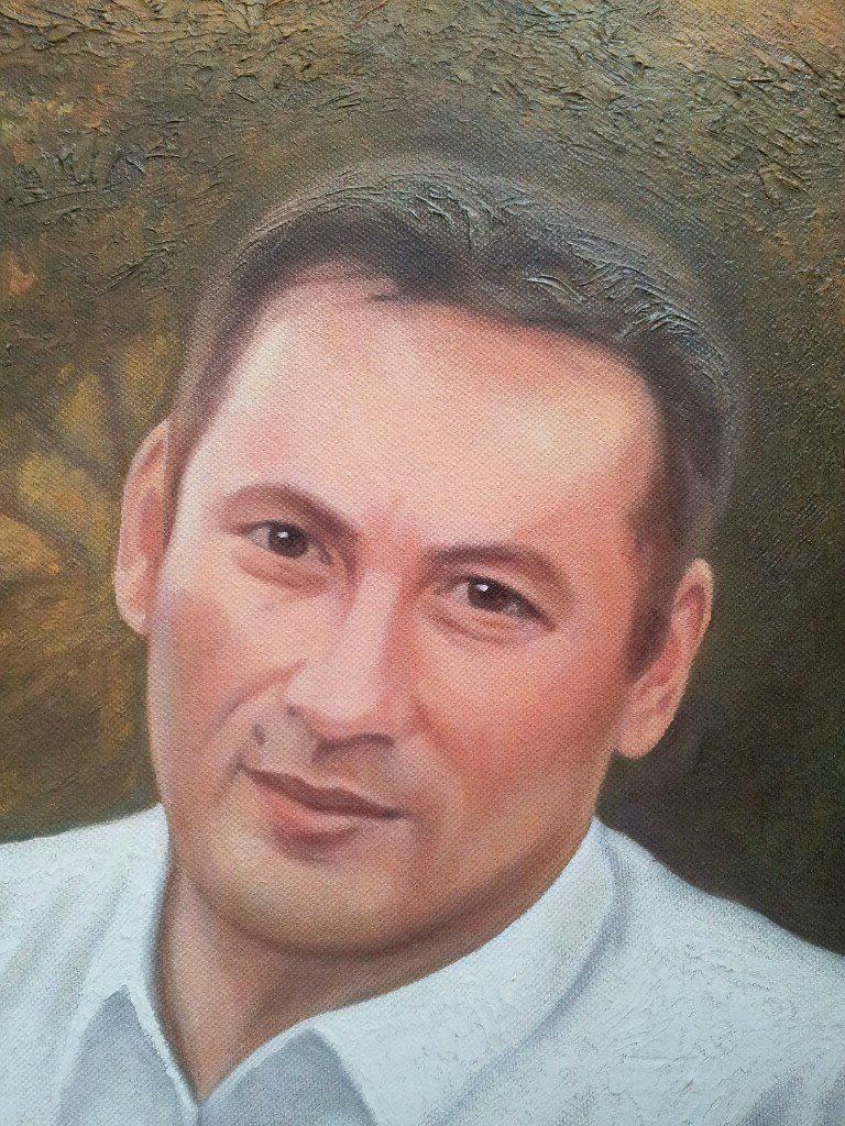 где заказать семейный портрет маслом в Нижнем Тагиле
