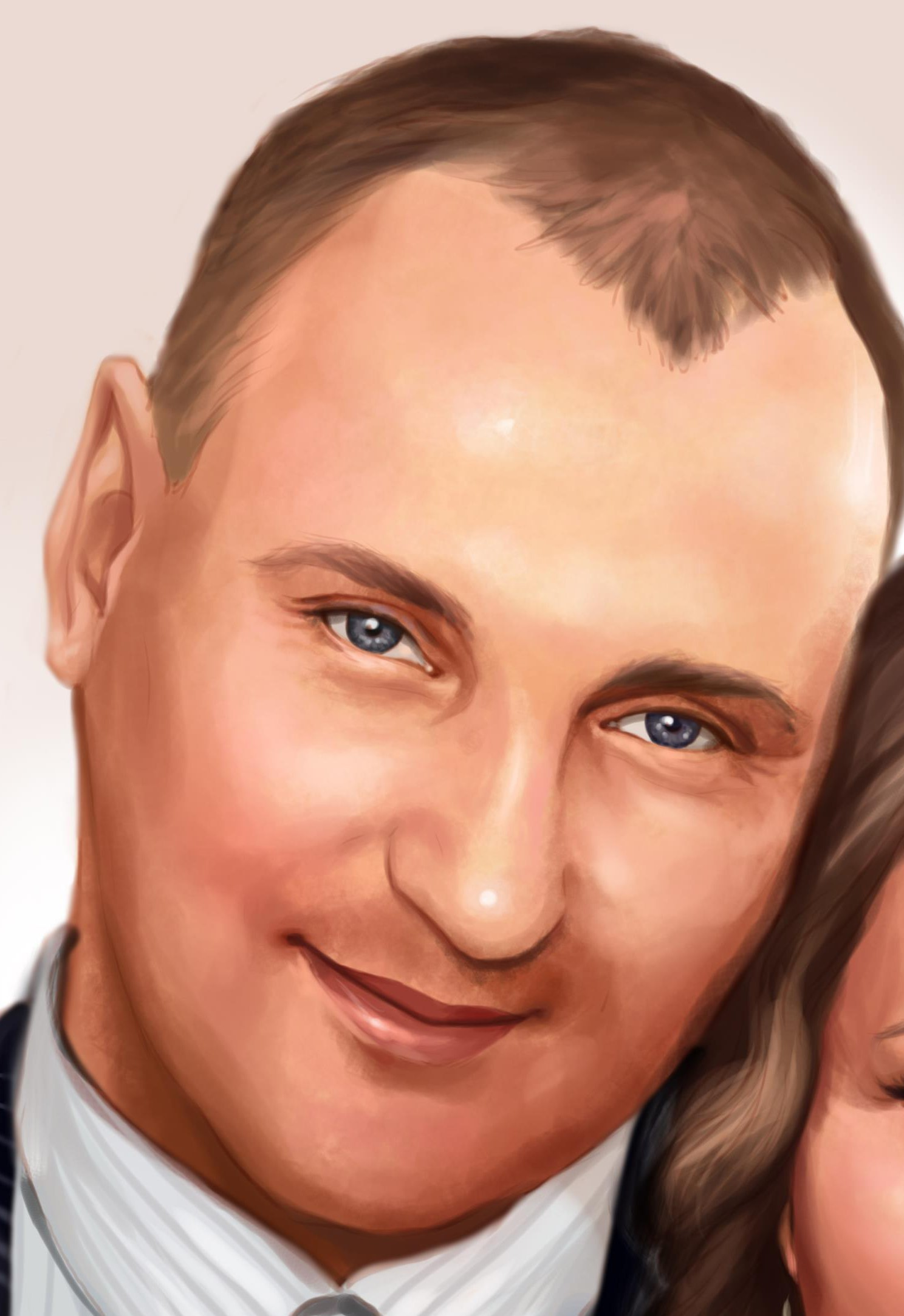 где заказать портрет на годовщину свадьбы