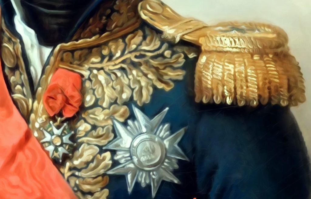 Портрет полководца